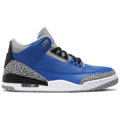 Air Jordan 3 Retro 'Varsity Royal Cement'