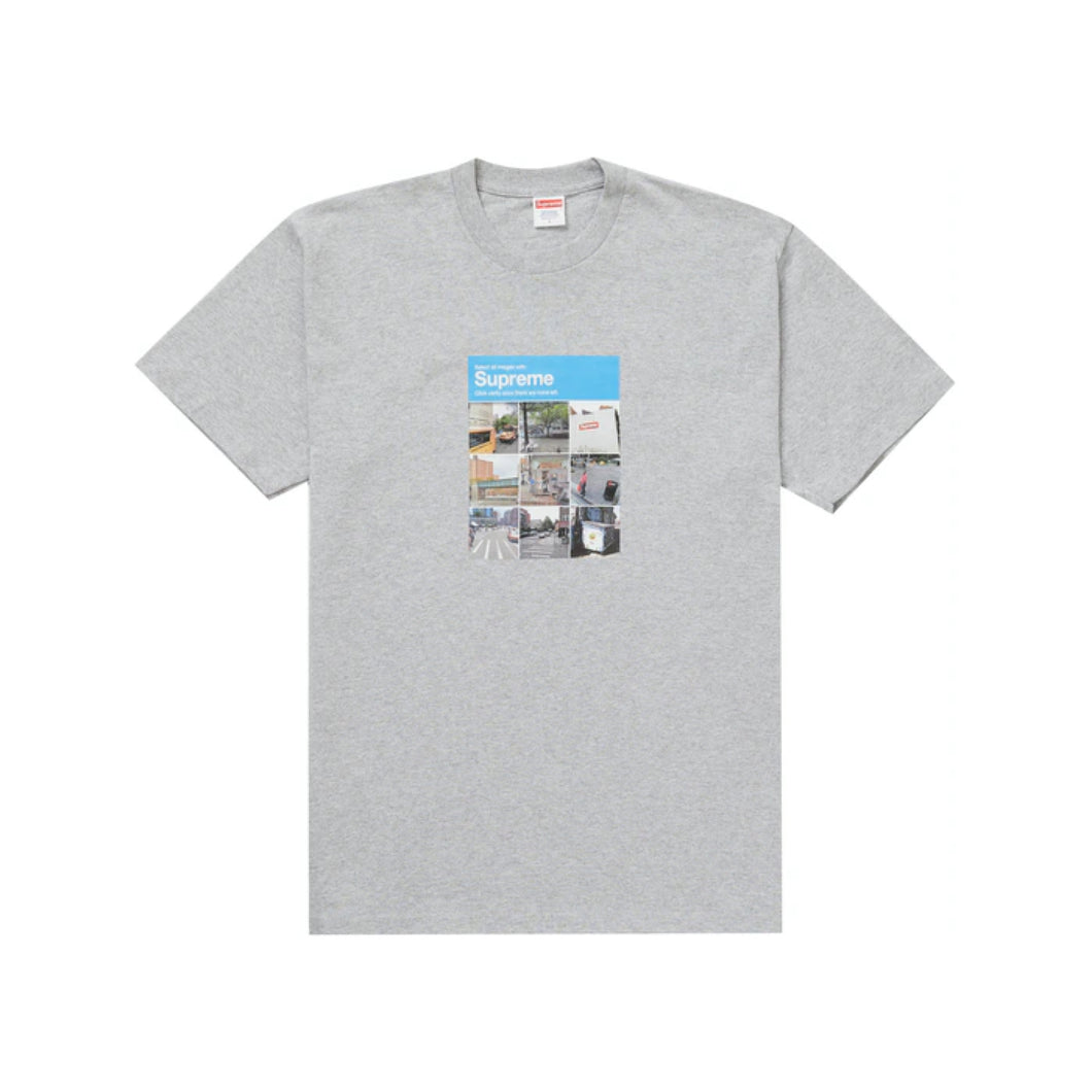 Supreme Verify Tee - Grey