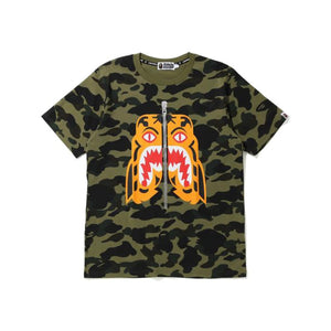 BAPE 1st Camo Tiger T-Shirt - Green