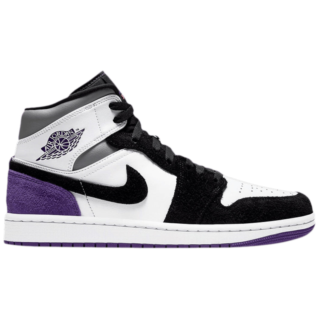 Air Jordan 1 Mid SE 'Purple'