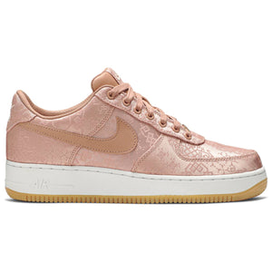 Nike Air Force 1 Low Clot 'Rose Gold Silk'