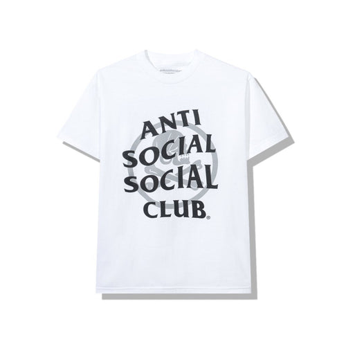 ASSC x Neighborhood Cambered Tee - White