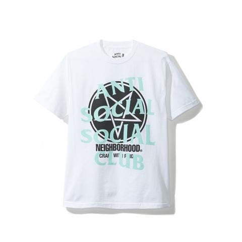 ASSC x Neighborhood Tee - White