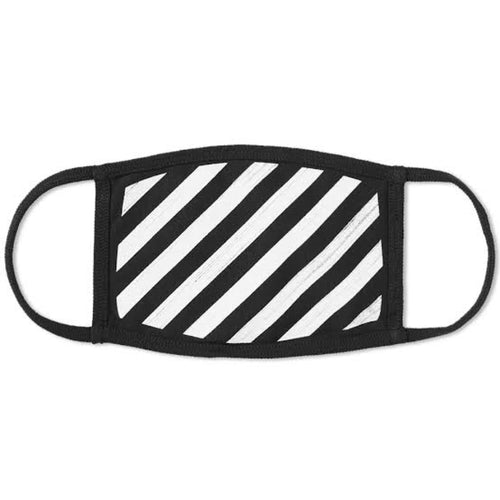 Off-White Diagonals Mask