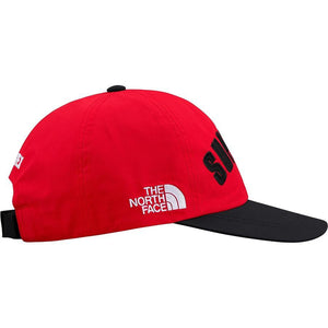 Supreme x The North Face SS19 Arc Logo 6-Panel Cap - Red