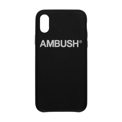 Ambush iPhone X/XS Case - Black