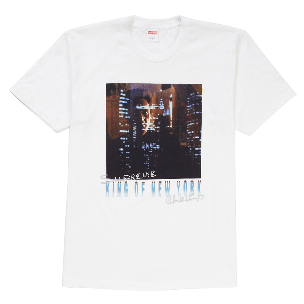 Supreme SS19 King Of New York Tee - White