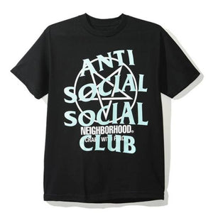 ASSC x Neighborhood Tee - Black