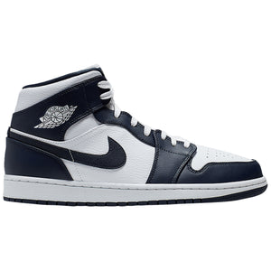 Air Jordan 1 Mid GS 'Obsidian'