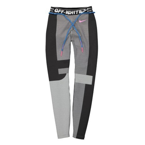Off-White x Nike Women's Tights Vast Grey