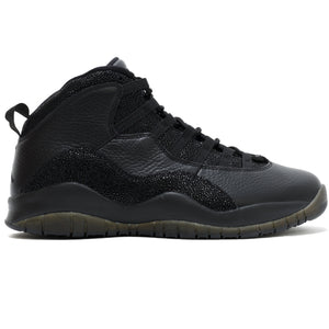 Air Jordan 10 Retro 'Drake OVO Black'