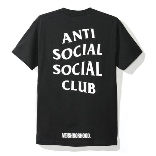 ASSC x Neighborhood 911 Tee - Black