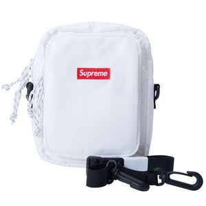 Supreme Shoulder Bag White FW17
