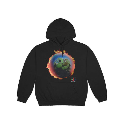 Travis Scott The Scotts World Hoodie Black