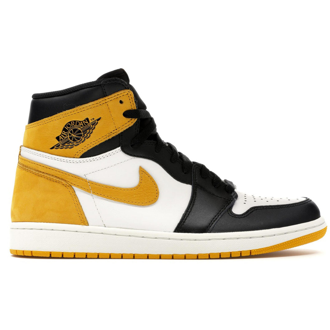 Air Jordan 1 Retro High 'Yellow Ochre'