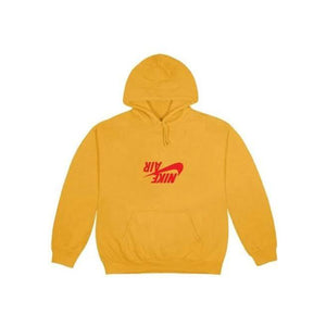 Travis Scott Jordan Cactus Jack Highest Hoodie - Yellow/Gold