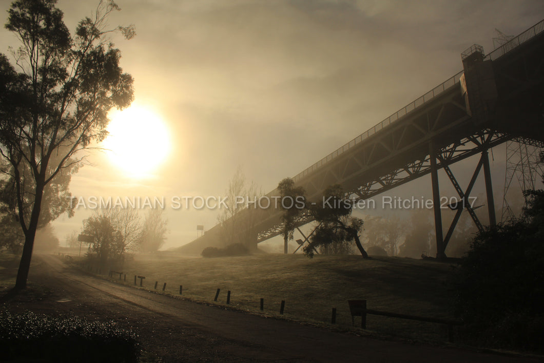 BATMAN BRIDGE - DEVIOT - TASMANIA