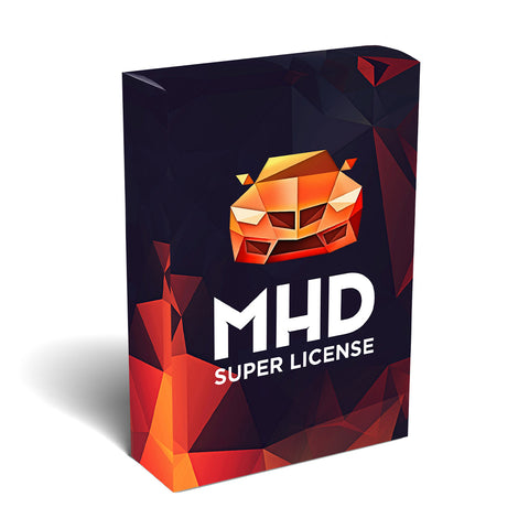 MHD Super License for S58