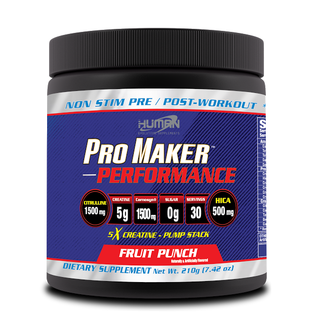 Pro Maker Performance