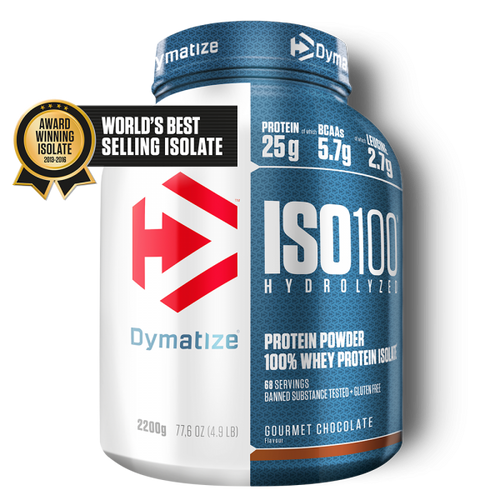 Dymatize ISO100 Hydrolyzed Whey Isolate
