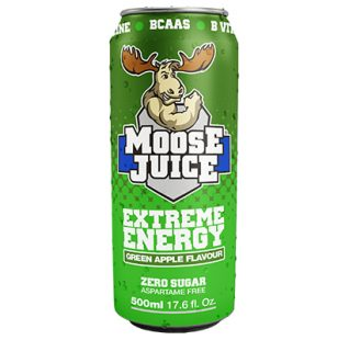 Moose Juice - Single Cans