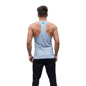 CoreX Fitness Stringer Vest - 'Go Hard or Go Home'