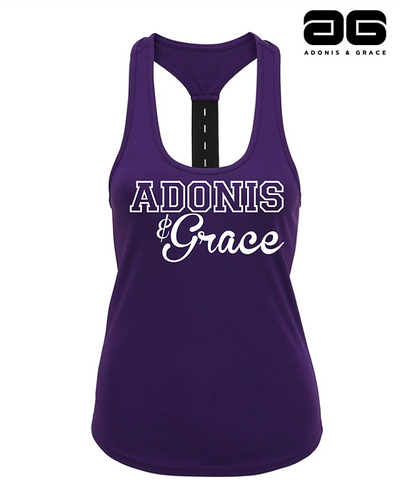 Adonis & Grace Training Vest Graphic