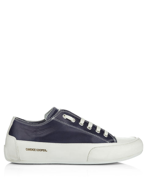 Rock Tamponato Navy Sneakers