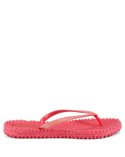 Cheerful Indian Red Flipflops