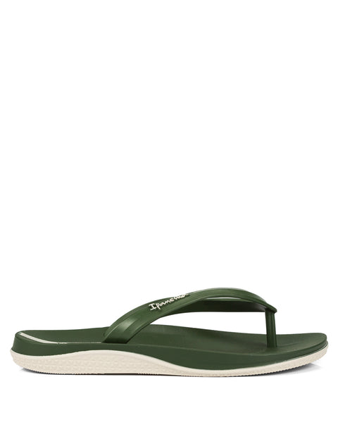 Anatomic Khaki Green Mens Flipflops