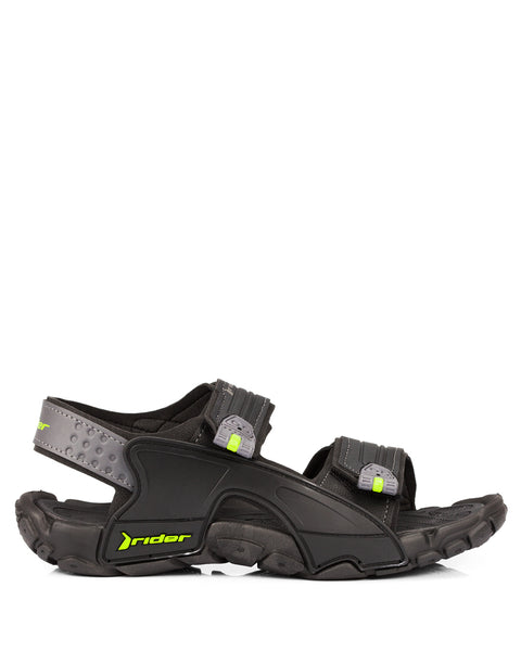 Tender Black Mens Sandals