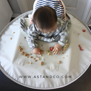 Baby Led Weaning 101 - One Australian Mum's experience with help using the Tidy tot