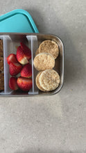 Load and play video in Gallery viewer, U Konserve (extra Divider) for Rectangular snack/lunch box