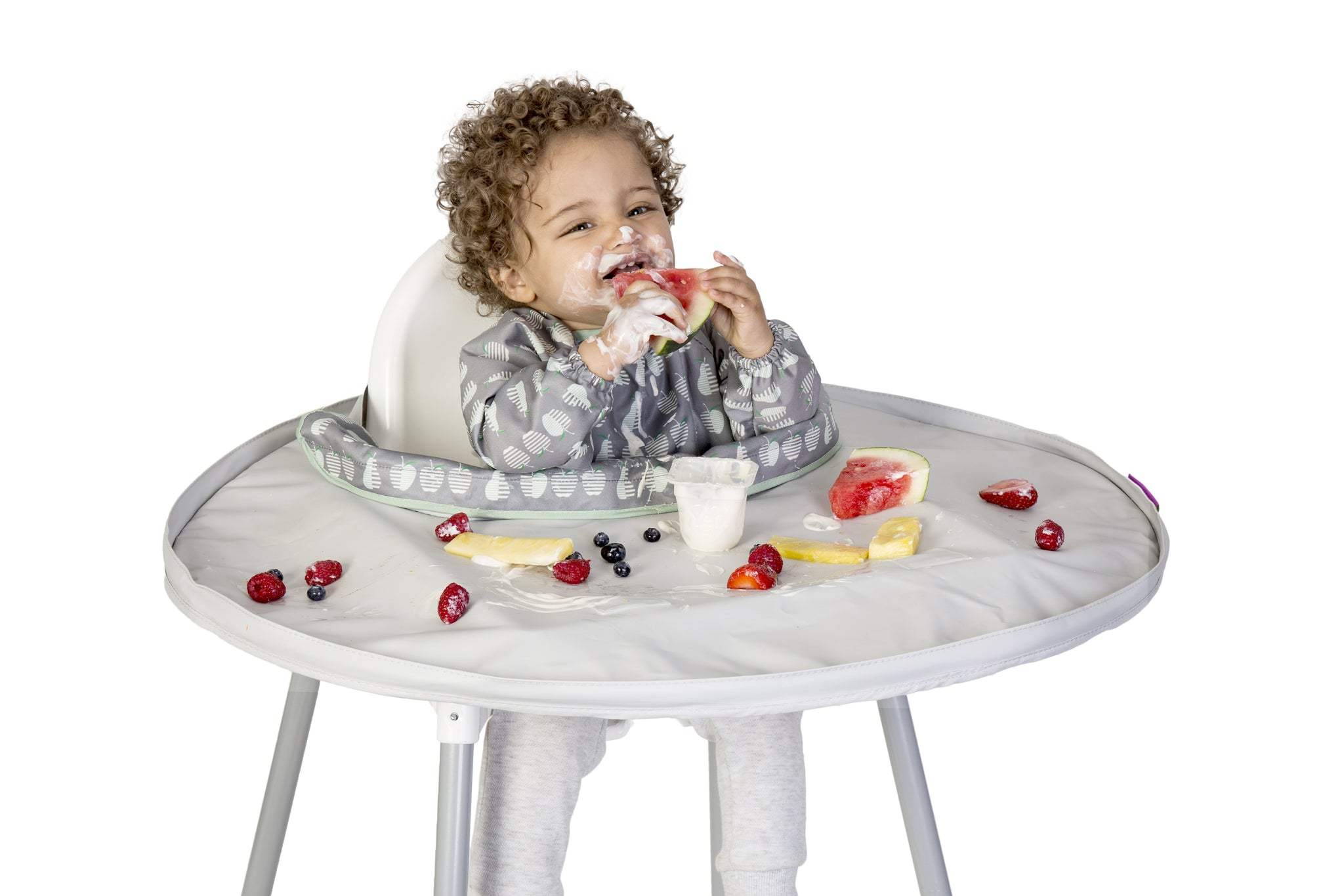 Ast Co Astandco Australian Stockist Tidy Tot Bib And Tray Set