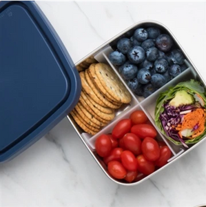U Konserve Divided To-Go Medium Lunch/Snack Box
