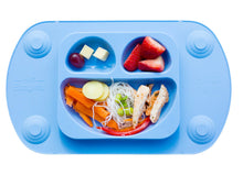 Load image into Gallery viewer, Mini EasyMat Suction Plate and Placemat for highchair and travel