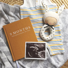 Load image into Gallery viewer, Pregnancy Journal - 9 Months The Beginning of You