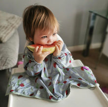 Tidy tot Cover and Catch food smock bib Australian stockist