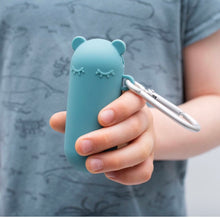 Load image into Gallery viewer, Keepie Straw Set  - Portable Silicone Straws for kids from We Might Be Tiny