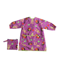 Load image into Gallery viewer, Tidy tot Toddler Bib Art Smock with Travel Bag