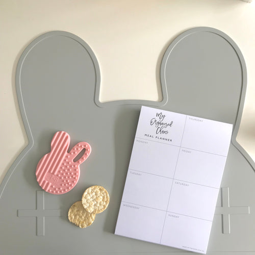 Bunny Placies - Placemats for Children