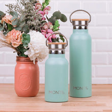 Load image into Gallery viewer, Montii Co Original Drink Bottle | 600ml insulated for school and adults