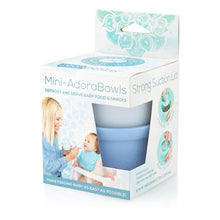 Load image into Gallery viewer, Mini Adora Bowls (microwave friendly baby and toddler snack bowls)