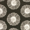 WALLPAPER MARGUERITE 03 ANTHRACITE