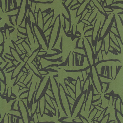 WALLPAPER FEUILLE MOUSSE
