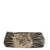 PENCIL CASE MARGUERITE 03 ANTHRACITE