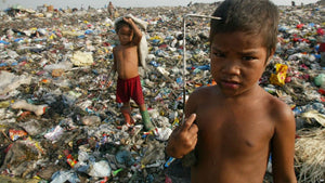 1.8 million abandoned children in Philippines