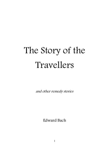 The Story of Travellers