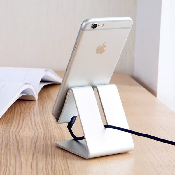Aluminum Phone & Tablet Stand