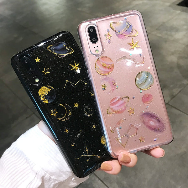 Planets Huawei Case